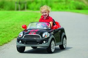 Sicherheit im Kinderauto