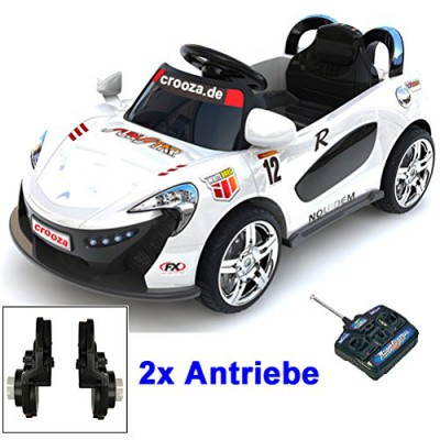 roadster kinderauto elektrofahrzeug im praxistest. Black Bedroom Furniture Sets. Home Design Ideas