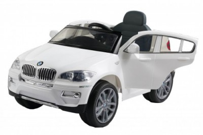 bmw x6 kinderauto original suv im praxistest. Black Bedroom Furniture Sets. Home Design Ideas