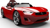 Luxus Kinder-Elektroauto