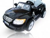 Kinderauto Schwarz