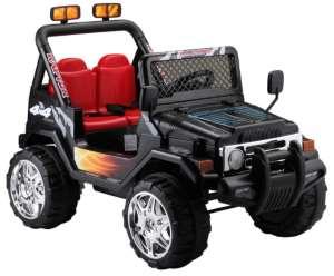 Kinderauto 4x4 Geländewagen